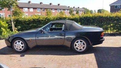Porsche 944 / 968 Topline cabriolet dak incl BTW en montage aan huis