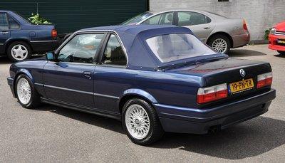 BMW E30 Baur Topline cabrio dak incl montage op locatie