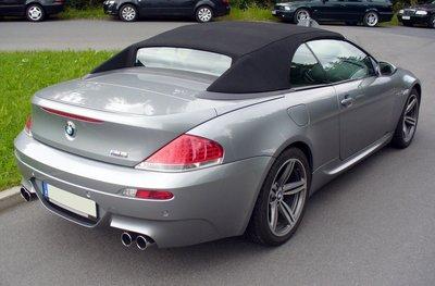 BMW 6 E64 cabrio dak incl montage op locatie