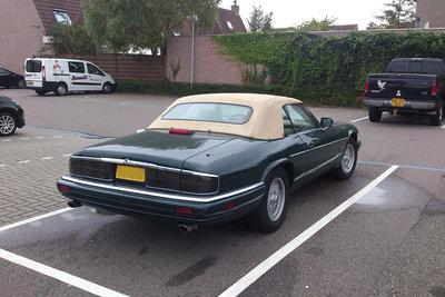 Jaguar XJS Topline cabriolet dak incl BTW en montage aan huis.