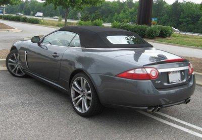 Jaguar XKR Topline cabriolet dak incl BTW en montage aan huis.