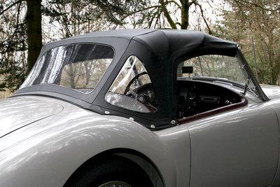 MG-A cabrio dak incl montage op locatie