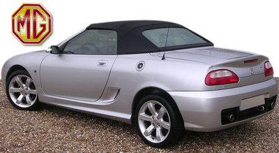 MG-F cabrio dak incl montage op locatie