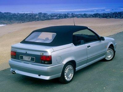 Renault 19 Topline cabriolet dak incl BTW en montage aan huis.