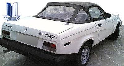 Triumph TR7 cabrio dak incl montage op locatie