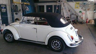 VW Kever Sonneland A5 cabrioletdak incl BTW en montage aan huis.