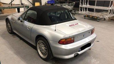 BMW Z3 origineel cabriolet dak met vaste ruit  incl BTW en montage aan huis.