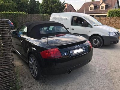 Audi TT origineel cabriolet dak incl BTW en montage aan huiss