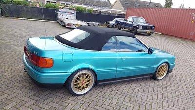Audi 80 basis cabriolet dak incl BTW en montage aan huis.