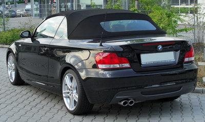 BMW 1 E88 Twilfast cabriolet dat incl BTW en montage aan huis.