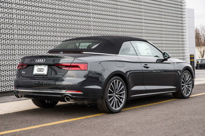 Audi A5 origineel cabriolet dak incl BTW en montage aan huis