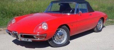 Alfa Duetto Spider cabriolet dak incl BTW en montage aan huis