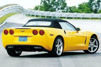 Corvette c6 Topline cabriolet dak incl BTW en montage aan huis.