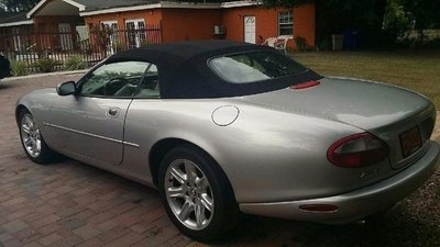 Jaguar XK-8 Economy Line cabriolet dak incl BTW en montage aan huis