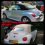 Vw Beetle Topline cabriolet dak incl BTW en montage aan huis